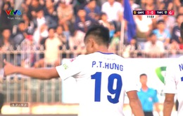 TRỰC TIẾP BÓNG ĐÁ CLB Quảng Nam 1-0 FLC Thanh Hóa: Thanh Hưng mở tỉ số (Hiệp 1)