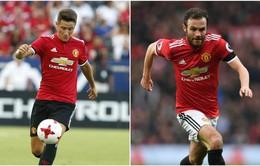 Mata và Herrera có thể rời Man Utd nếu muốn