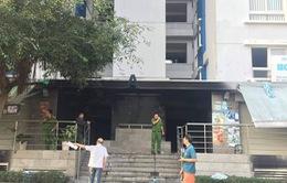 Cháy chung cư tại TP.HCM: Các nạn nhân chết chủ yếu do ngạt khói