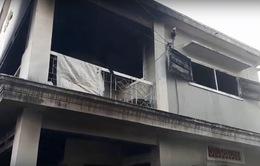 Khống chế đám cháy trong khu dân cư ở Đà Lạt