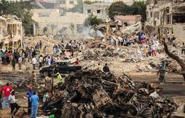 Đánh bom tại Somalia, ít nhất 22 người thiệt mạng