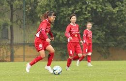 ĐT nữ Việt Nam tụt hạng trên BXH FIFA