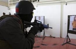 Mỹ mở trung tâm chống khủng bố ở Jordan