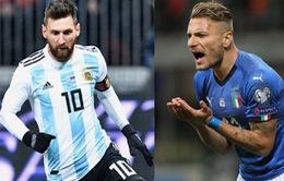 Lịch thi đấu giao hữu quốc tế rạng sáng 24/3: Đức - Tây Ban Nha, Argentina - Italia