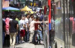 Philippines hối thúc 6.000 lao động bất hợp pháp ở Kuwait hồi hương