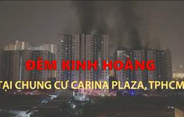 [INFOGRAPHIC] Đêm kinh hoàng tại chung cư Carina Plaza, TP.HCM