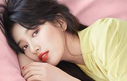 Sau khi công khai hẹn hò, Suzy dịu dàng trong loạt ảnh mới