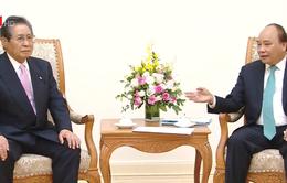 Thủ tướng tiếp Cố vấn Nội các Thủ tướng Nhật Bản