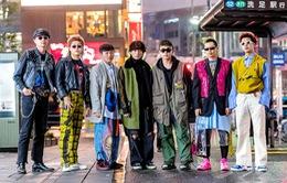 Tuần lễ thời trang Tokyo 2018: Vẫn bắt mắt và cực 'dị'