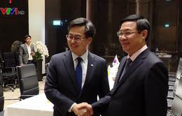 Việt Nam luôn coi Hàn Quốc là đối tác kinh tế hàng đầu