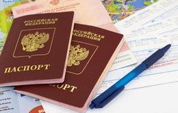 Dịch vụ cấp visa cho công dân Nga tại Anh bị giới hạn