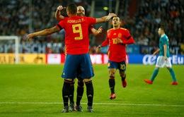 ĐT Đức 1-1 ĐT Tây Ban Nha: Nối dài mạch bất bại