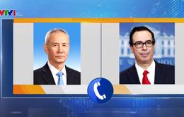 Điện đàm Trung Quốc - Mỹ về căng thẳng thương mại