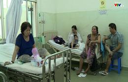 Các bệnh nhân trong vụ cháy chung cư Carina đã dần ổn định
