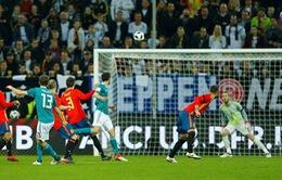 VIDEO, ĐT Đức 1-1 ĐT Tây Ban Nha: Bất phân thắng bại