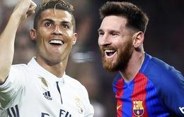 Ronaldo muốn tăng lương cao hơn Messi 1 euro!