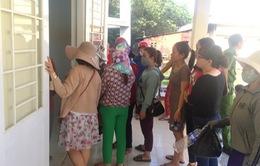 Bé 24 tháng tuổi tử vong do sặc cháo tại nhà trẻ chui ở Bình Định