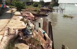 Sạt lở nghiêm trọng ở ĐBSCL do khai thác thủy điện ở thượng nguồn sông Mekong?
