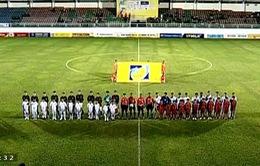 TRỰC TIẾP BÓNG ĐÁ U19 Quốc tế, U19 Seoul 1-1 U19 VIệt Nam: Hiệp một