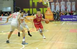 ABL 2017 -  2018: Saigon Heat kết thúc vòng bảng ở vị trí thứ 6