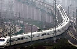 Chạy thử tuyến đường sắt cao tốc nối Hong Kong với Trung Quốc lục địa