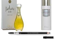 Đình chỉ lưu hành, thu hồi toàn quốc sản phẩm chì kẻ mắt và nước hoa của Dior