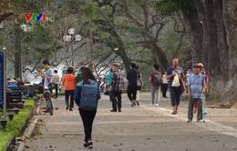Hà Nội đề xuất lát đá hoa cương quanh hồ Hoàn Kiếm