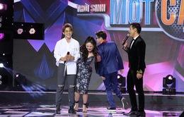 Trời sinh một cặp: VJ Trương Quốc Bảo khiến Văn Mai Hương và Bùi Anh Tuấn phạm luật để tranh giành