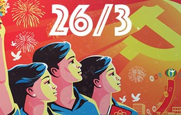 [INFOGRAPHIC] Bạn biết gì về ngày thành lập Đoàn 26/3?