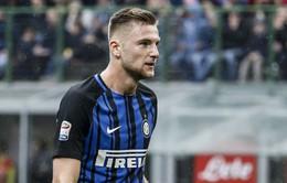 Chuyển nhượng bóng đá quốc tế ngày 25/3: Inter ra giá truyền nhân của Vidic