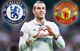TRỰC TIẾP Chuyển nhượng bóng đá quốc tế ngày 25/3: Không phải Man Utd, Gareth Bale có thể gia nhập Chelsea