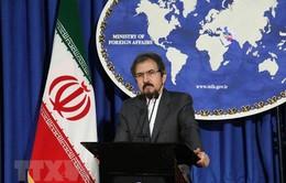 Iran chỉ trích Mỹ có hành động gây hấn