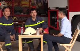 Gặp gỡ những người hùng thầm lặng trong vụ cháy chung cư tại TP.HCM
