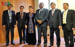 Chủ tịch Quốc hội gặp Tổng Thư ký IPU