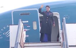 Chủ tịch Quốc hội Nguyễn Thị Kim Ngân thăm chính thức Hà Lan