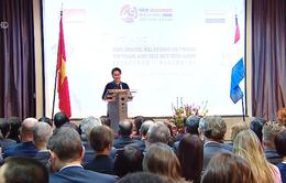 Kỷ niệm 45 năm quan hệ ngoại giao Việt Nam - Hà Lan