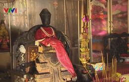 Tin đồn sai sự thật về tượng phật nổi ở Sóc Trăng