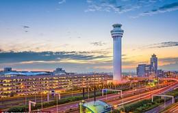 5 sân bay quốc tế tốt nhất thế giới đều thuộc châu Á