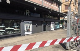 Hai trung tâm mua sắm ở Rome phải sơ tán do bị đe dọa đánh bom
