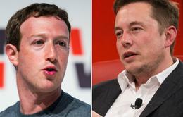 """Elon Musk """"mỉa mai"""" và xoá trang Facebook sau scandal lộ thông tin người dùng"""