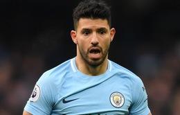 Sergio Aguero nhất quyết rời Manchester City