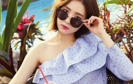 Shin Se Kyung rực rỡ đón nắng hè