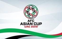 VCK Asian Cup 2019: 24 đội bóng chính thức góp mặt