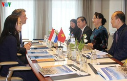 Quốc hội Việt Nam cam kết tạo môi trường pháp lý thuận lợi để các doanh nghiệp Hà Lan đầu tư