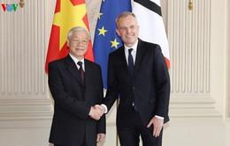 Việt Nam - Pháp còn nhiều tiềm năng hợp tác