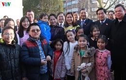 Cộng đồng người Việt Nam ở nước ngoài là bộ phận không thể tách rời của dân tộc