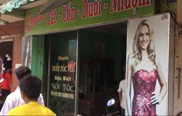 Cần Thơ: Cửa hàng cắt tóc bất ngờ bốc cháy dữ dội