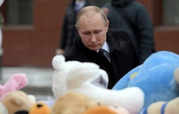 Vụ cháy trung tâm thương mại Nga: Tổng thống Putin tuyên bố quốc tang tưởng niệm các nạn nhân