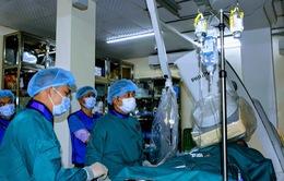 Vĩnh Phúc: Tiếp nhận thành công kỹ thuật thăm dò điện sinh lý tim