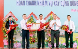 Thị xã Bình Minh (Vĩnh Long) hoàn thành xây dựng nông thôn mới